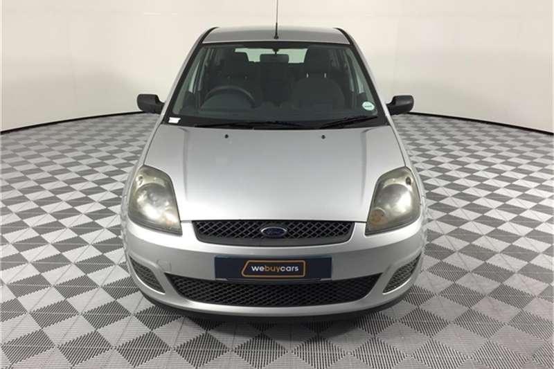 Ford Fiesta 1.4i 5-door 2007