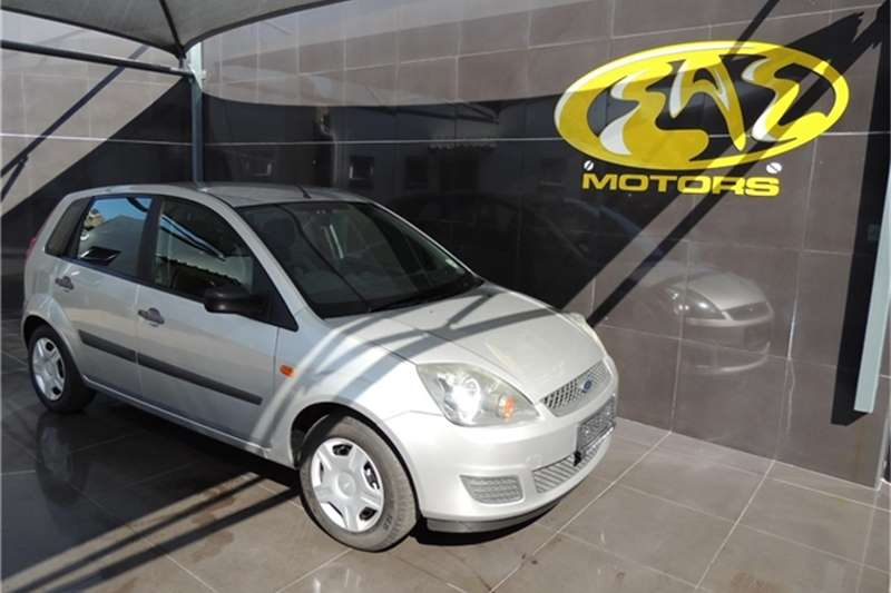 Ford Fiesta 1.4i 5 door 2008