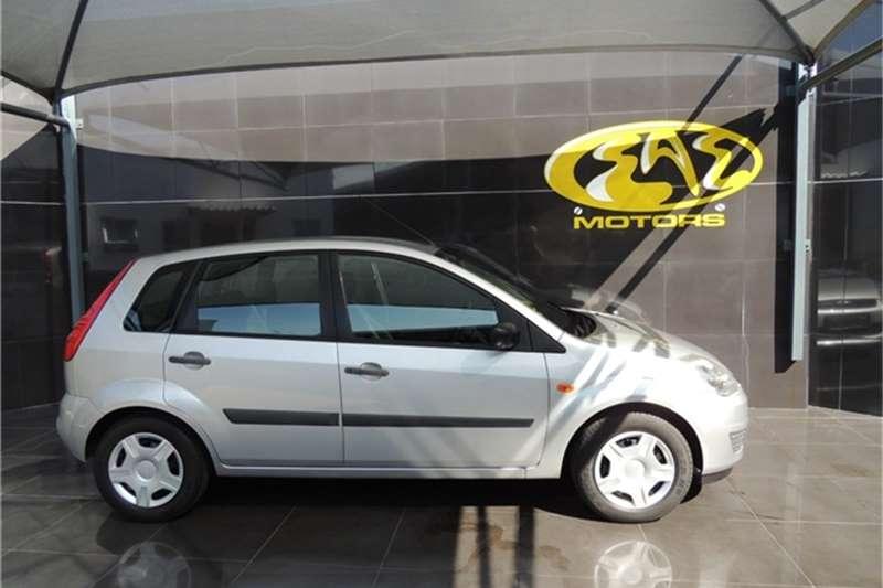Ford Fiesta 1.4i 5-door 2008