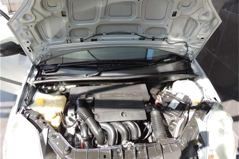 Ford Fiesta 1.4i 5 door 2008