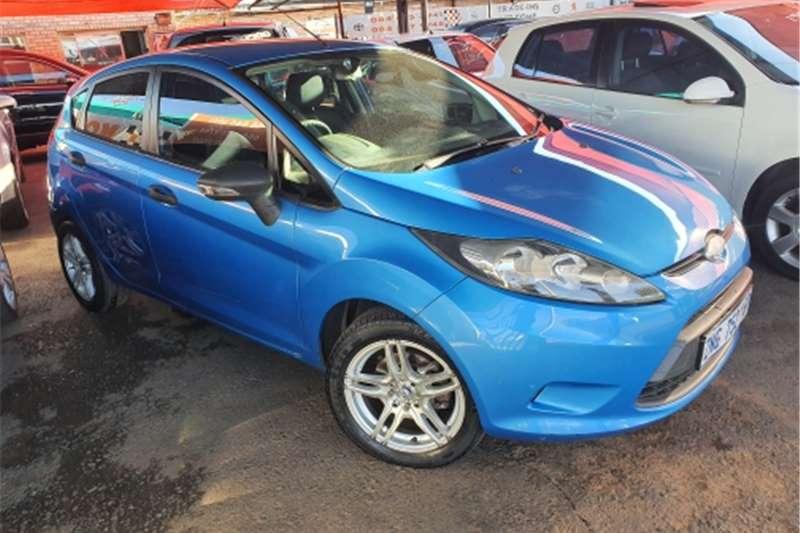 Ford Fiesta 1.4i 5 door 2010