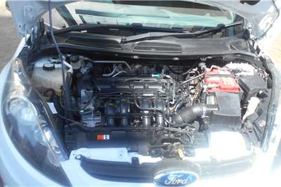 Ford Fiesta 1.4i 5 door 2010