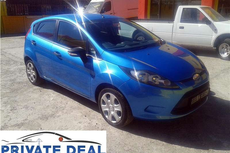 Ford Fiesta 1.4i 5 door 2014