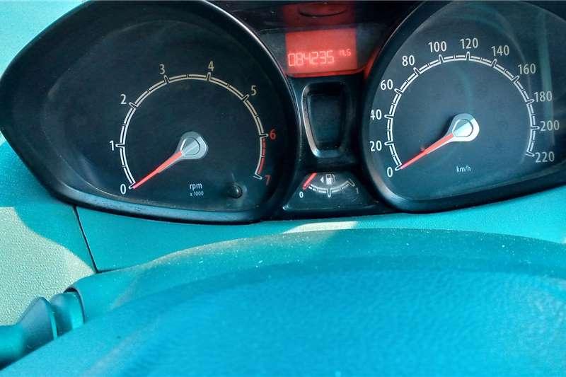 Used 2014 Ford Fiesta 1.4i 5 door
