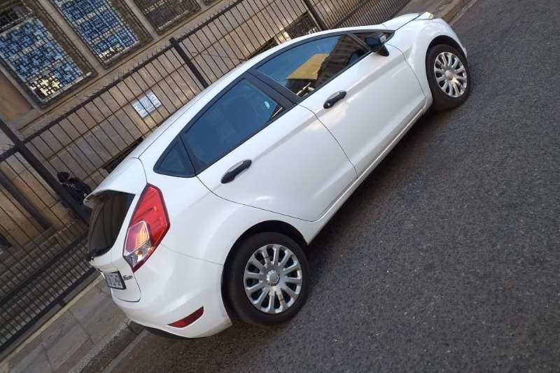 Used 2015 Ford Fiesta 1.4i 5 door