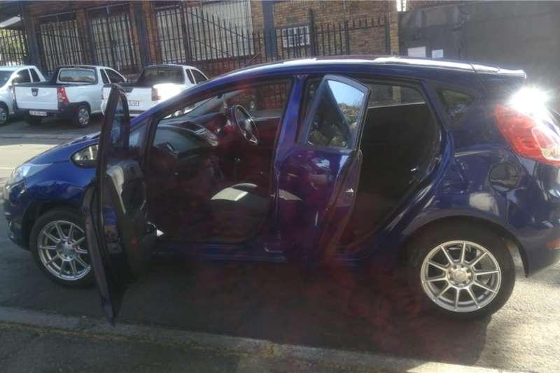 Used 2016 Ford Fiesta 1.4i 5 door