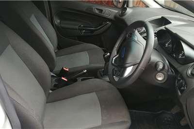 Ford Fiesta 1.4i 5 door 2016