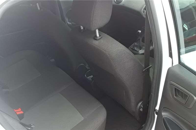 Ford Fiesta 1.4i 5 door 2017