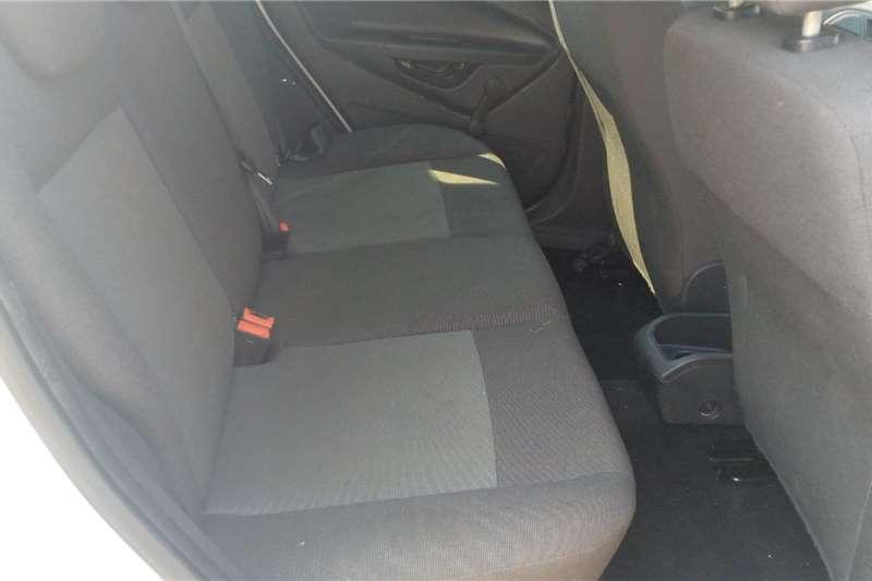 Used 2017 Ford Fiesta 1.4i 5 door