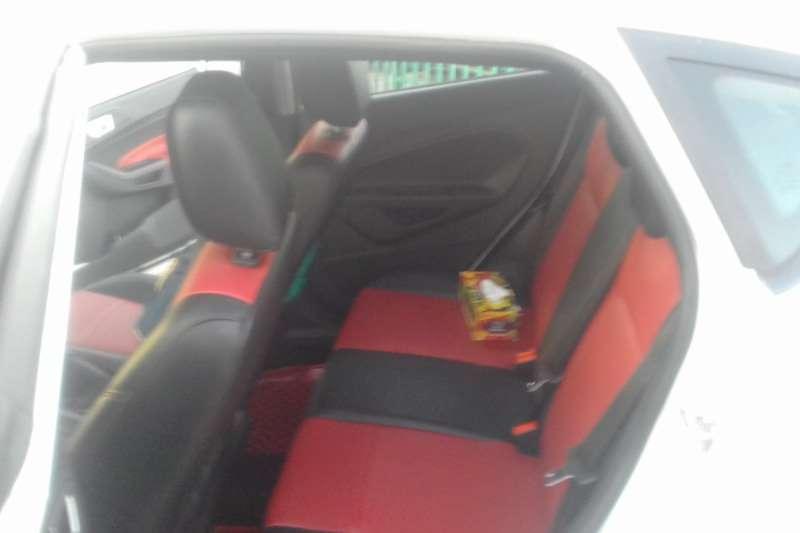 Ford Fiesta 1.4i 5 door diesel 2017