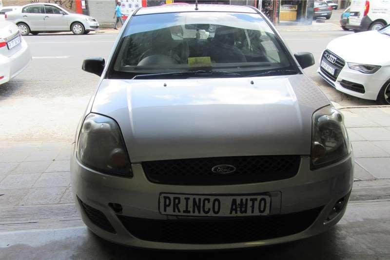 Ford Fiesta 1.6 2007