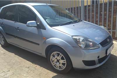 Used 2007 Ford Fiesta
