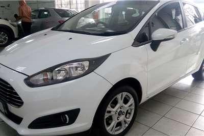 Ford Fiesta 1.6 2014