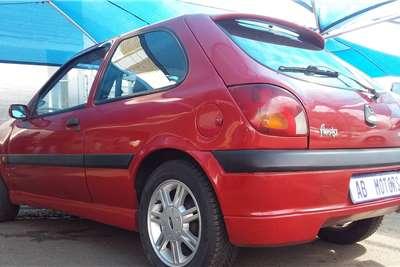 Used 2007 Ford Fiesta 1.6 3 door Titanium