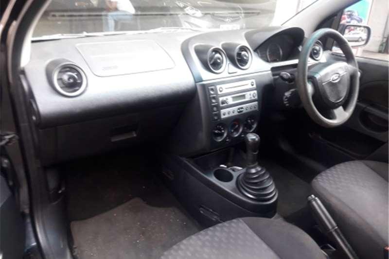 Ford Fiesta 1.6 3-door Titanium 2008