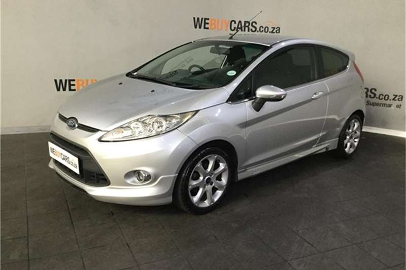 Ford Fiesta 1.6 3 door Titanium 2009