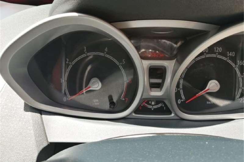 Ford Fiesta 1.6 3 door Titanium 2009