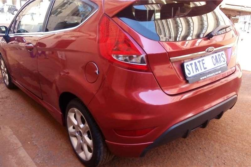 Used 2009 Ford Fiesta 1.6 3 door Titanium