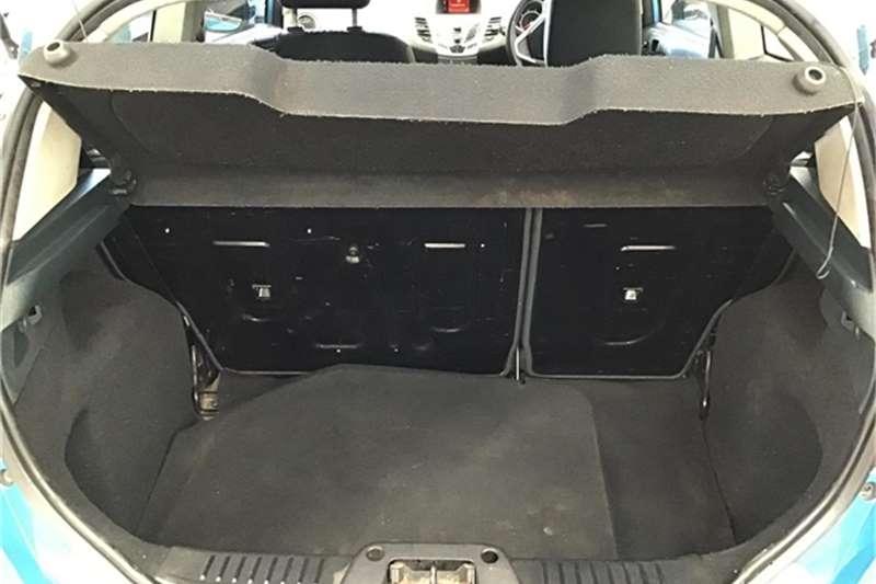 Ford Fiesta 1.6 3 door Titanium 2010