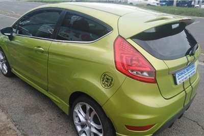 Used 2010 Ford Fiesta 1.6 3 door Titanium
