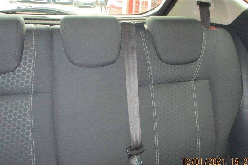 Ford Fiesta 1.6 3 door Titanium 2011