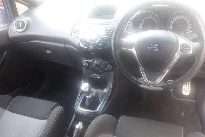 Ford Fiesta 1.6 3 door Titanium 2014