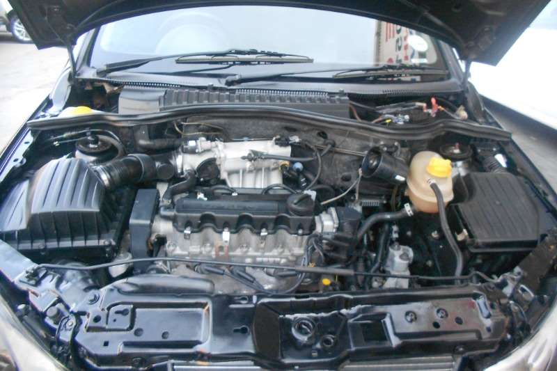 Ford Fiesta 1.6 5 door Ambiente 2007