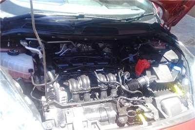 Ford Fiesta 1.6 5 door Ambiente 2009
