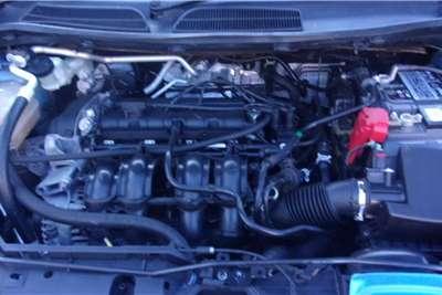 Used 2011 Ford Fiesta 1.6 5 door Ambiente