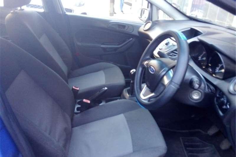 Used 2013 Ford Fiesta 1.6 5 door Ambiente