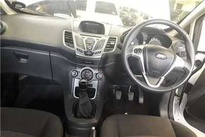 Ford Fiesta 1.6 5 door Ambiente 2015