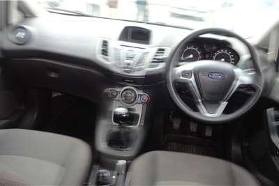 Ford Fiesta 1.6 5 door Ambiente 2017