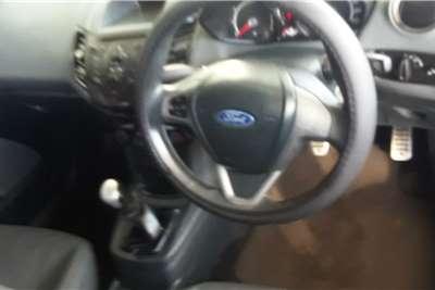 Used 2019 Ford Fiesta 1.6 5 door Ambiente