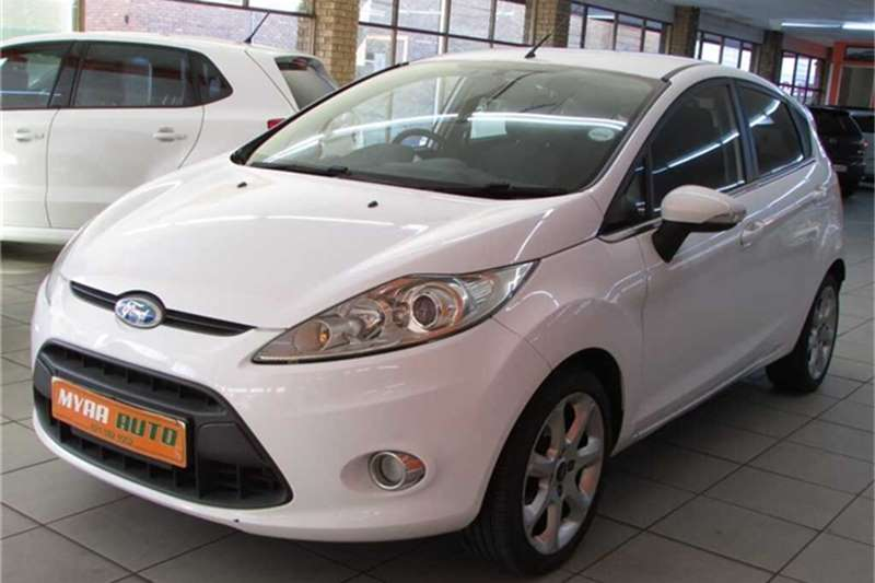 Ford Fiesta 1.6 5-door Titanium 2009