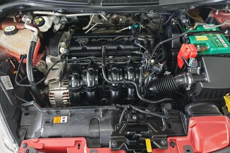 Ford Fiesta 1.6 5-door Titanium 2010