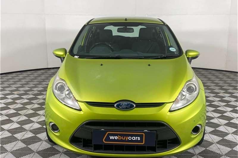 Used 2010 Ford Fiesta 1.6 5 door Titanium