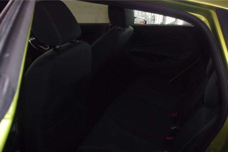 Used 2011 Ford Fiesta 1.6 5 door Titanium