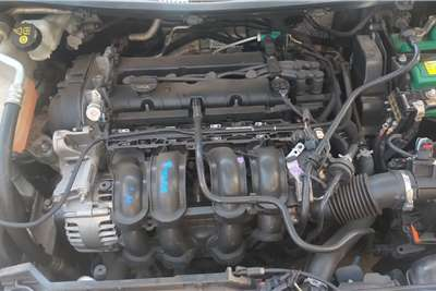 Ford Fiesta 1.6 5 door Titanium 2012