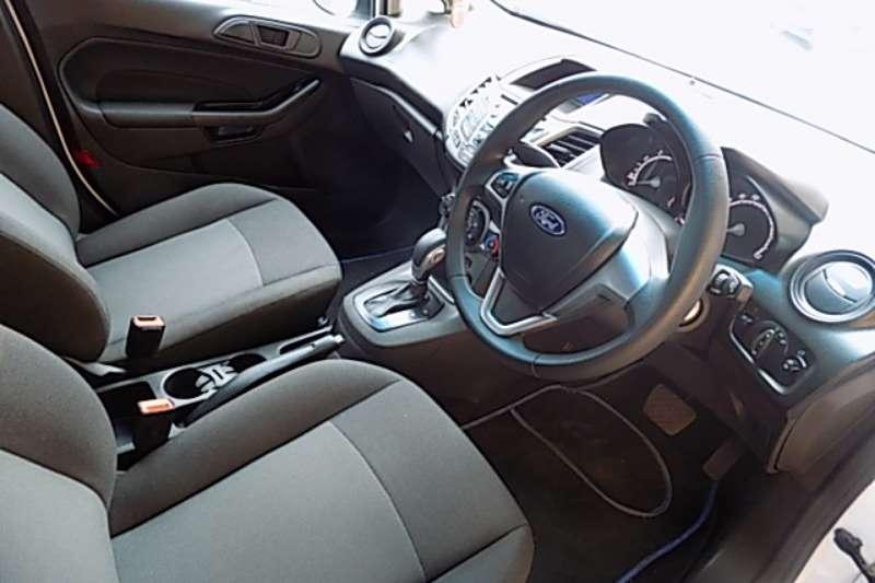 Ford Fiesta 1.6 5 door Titanium 2017
