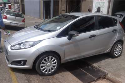 Ford Fiesta 1.6 5 door Titanium 2017