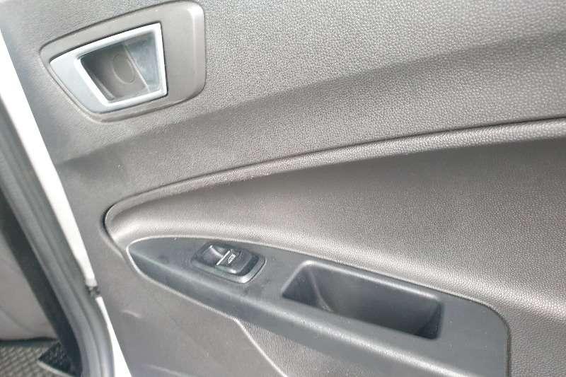 Used 2017 Ford Fiesta 1.6 5 door Titanium