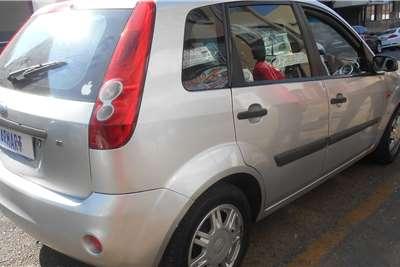 Ford Fiesta 1.6 5 door Trend 2007