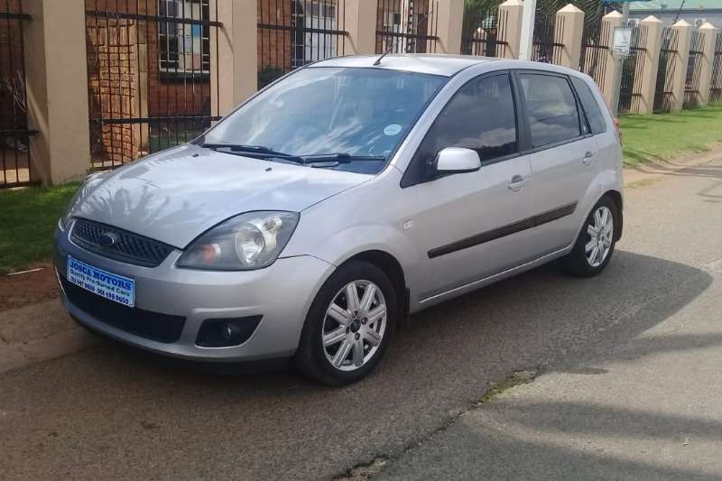 Ford Fiesta 1.6 5 door Trend 2008