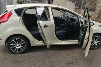 Used 2009 Ford Fiesta 1.6 5 door Trend