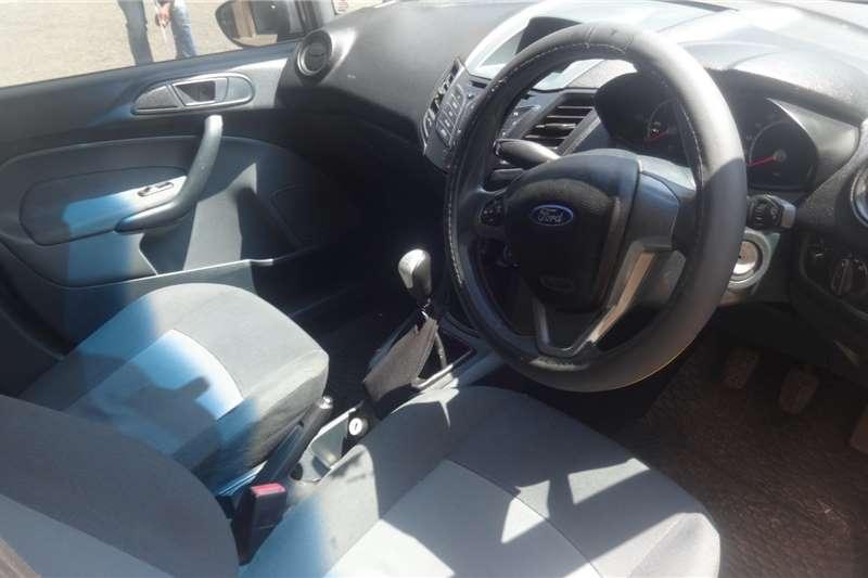 2009 Ford Fiesta Fiesta 1.6 5-door Trend