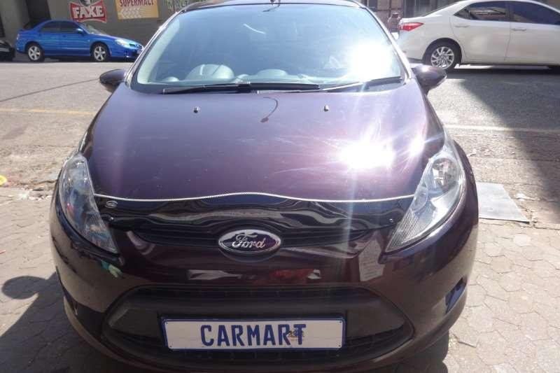 Ford Fiesta 1.6 5 door Trend 2011