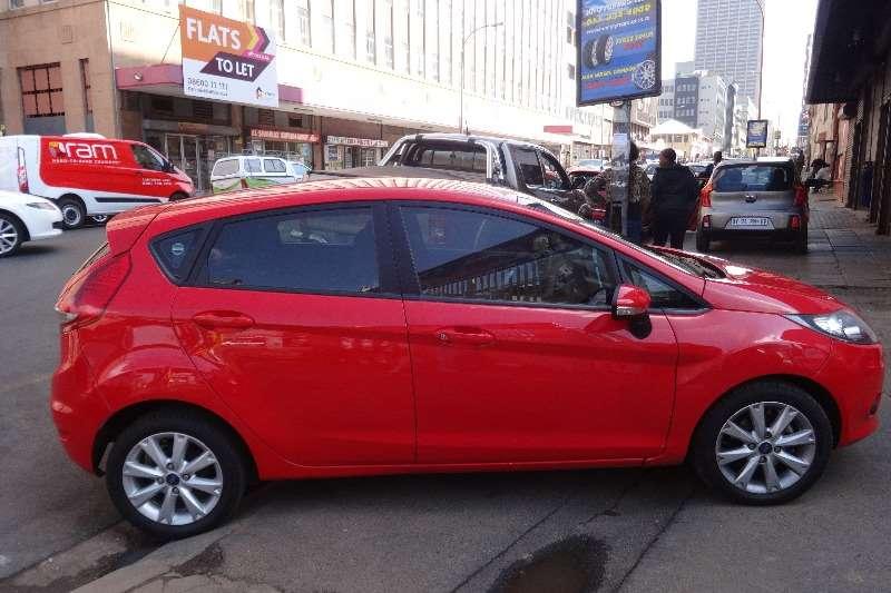 Ford Fiesta 1.6 5 door Trend 2012