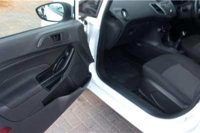 Used 2015 Ford Fiesta 1.6 5 door Trend