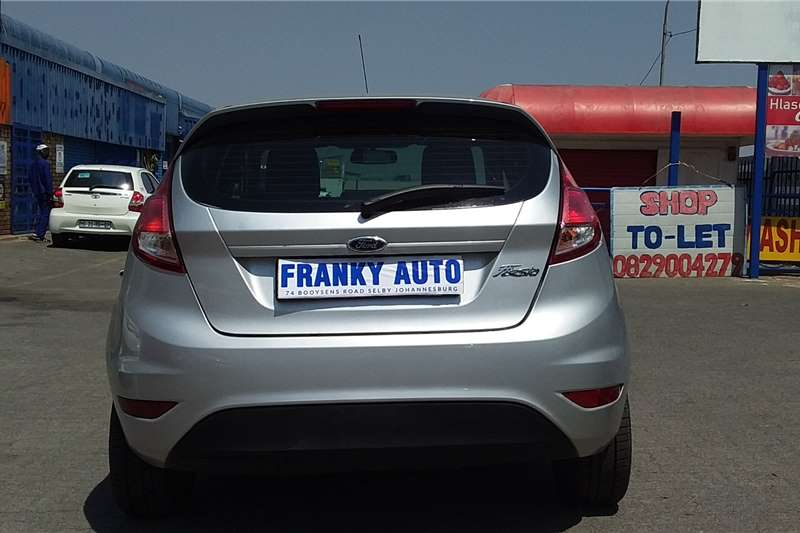 Ford Fiesta 1.6 5 door Trend 2016