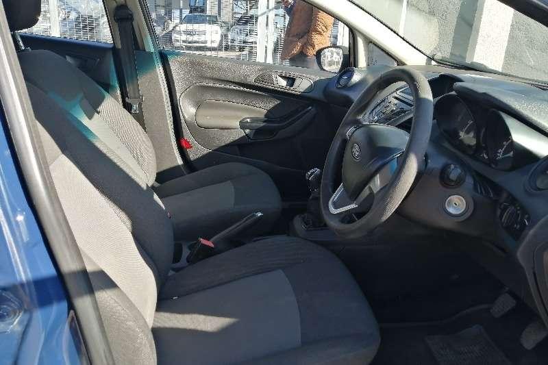 Used 2016 Ford Fiesta 1.6 5 door Trend